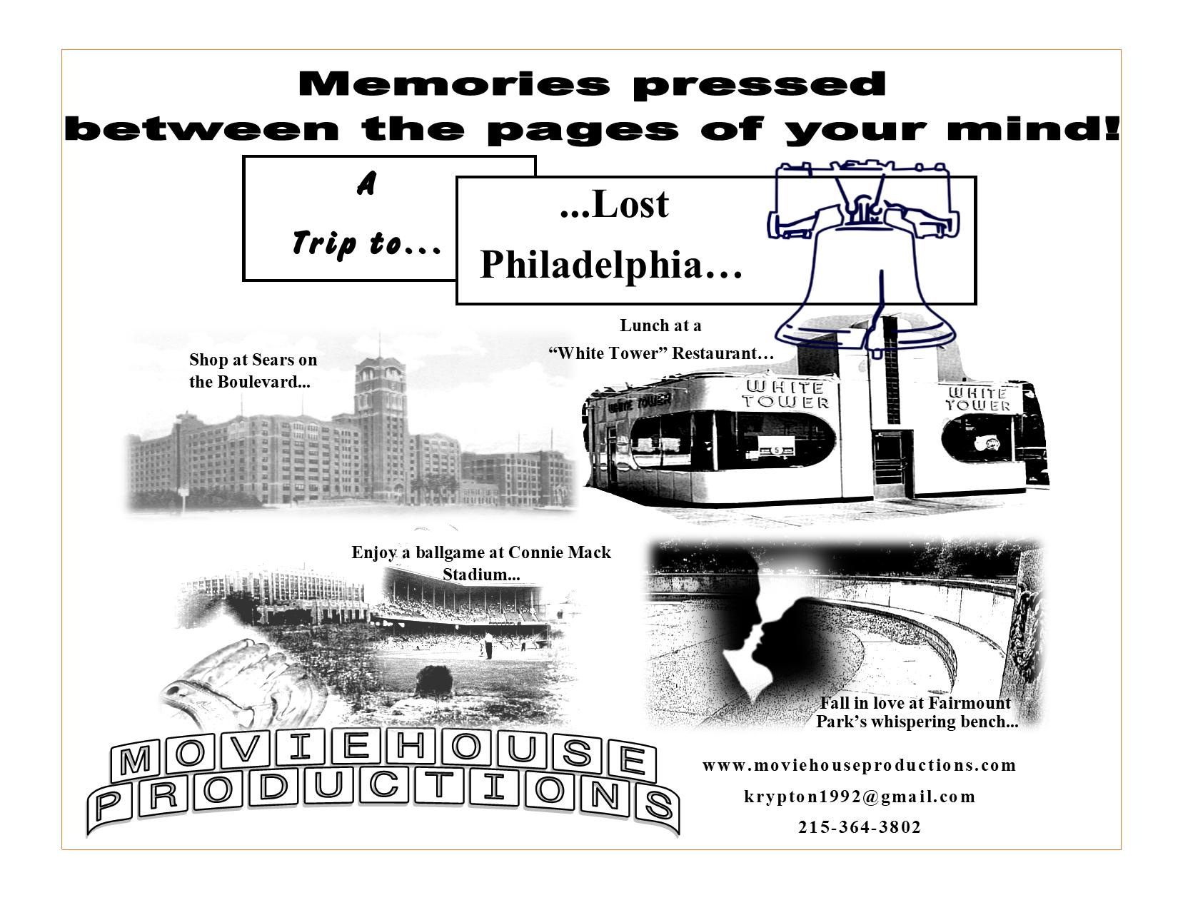 trip to lost Philadelphia